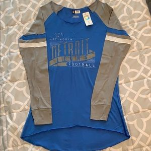 Detroit Lions Long Sleeve Shirt